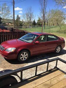 2003 Nissan Altima ***LOW KMS***
