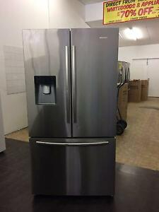 HISENSE 630L FROST FREE S.S FRENCH DOOR FRIDGE 12MONTHS WARRANTY Dandenong Greater Dandenong Preview