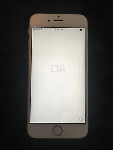 Mint condition IPhone 6s 64gb