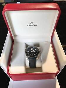 Omega Seamaster GMT Planet Ocean Glebe Inner Sydney Preview