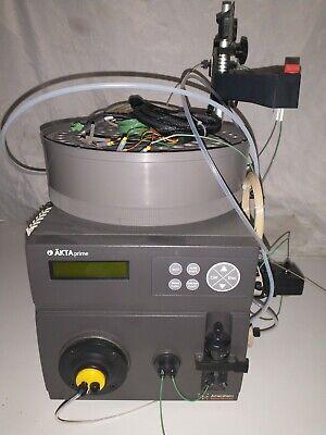 Amersham Biosciences Ge Akta Prime Fplc Liquid Chromatography Version 2.02