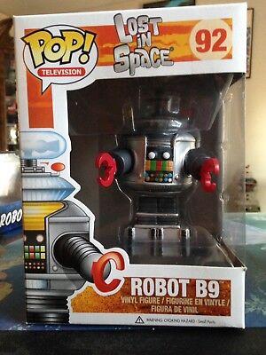 Lost In Space Pop Robot B-9 Mib