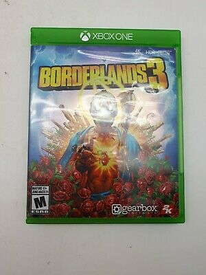 XBOX One Video Game: Borderlands 3