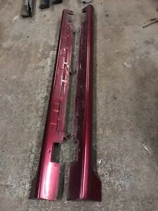 Acura RL 2005/2008 side skirts available