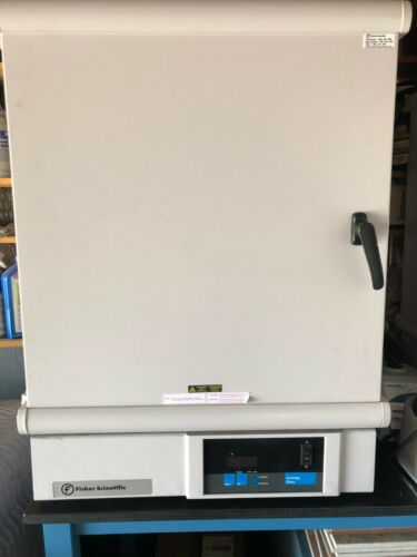 Fisher Scientific Isotemp Drying Oven 737G. Removed from a closing laboratory!