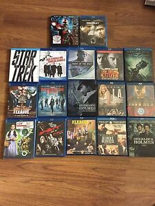 Blu-Ray Movies & TV Shows MAKE OFFER