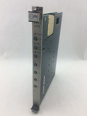 Bnc Berkeley Nucleonics V850-1 Clk Vme Digital Delay Generator Slot Module