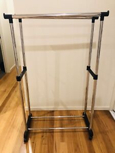 Clothes rack with wheels FREE