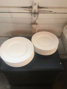 2 Large Dining Plates Sets (10$ Per Set) Need Gone