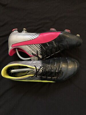 "Puma Evopower 1.3 Limited Edition ""Celebration Pack"" Football Boots U.K 9"
