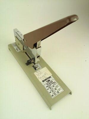 Boston 136 Heavy Duty Desk Stapler Up To 240 Sheets Stock No. 73136  73136 7313