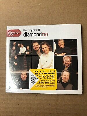 Diamond Rio - Best Of - CD - Digipak - Brand