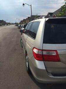 Honda Odyssey 05