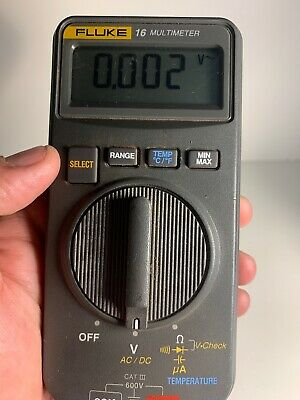 Fluke 16 Multimeter Meter Only