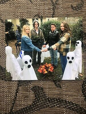 NED HALLOWEEN 2018 8X10 PHOTO AWESOME VICKY Autographed (Virginia Halloween)