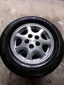 Toyota camry 2000 alloy wheels  205/65/15 set of 4 Blacktown Blacktown Area Preview