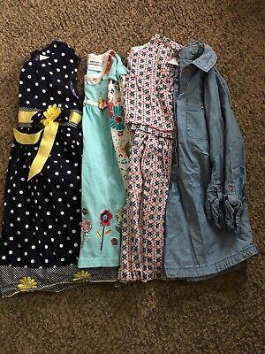 Girls Size 5 Dress Lot