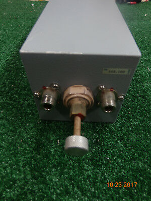 Emr Corp Uhf Radio Repeater Band Pass Cavity Filter 4 X 12 Square Fast Ship C