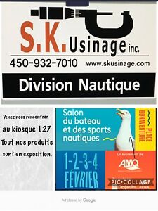 Support a annexe, dinghy, gimbal ring, conception, réparation