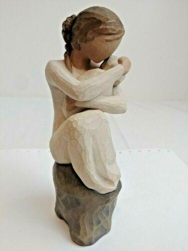 Willow Tree GUARDIAN Mother Infant Baby Figurine 26195 Demdaco 2008 Susan Lordi