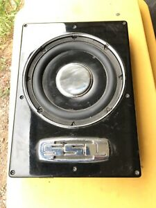 8 inch amplified sub woofer