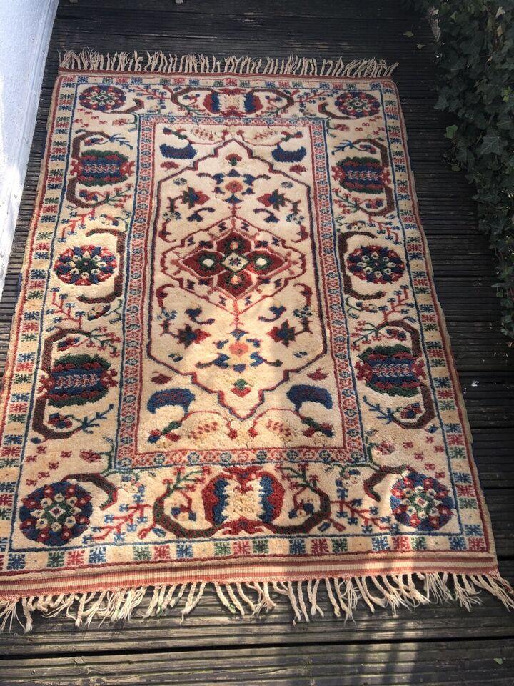 Alte handgeknüpften Teppich aus Türke -155/112 cm in Bochum