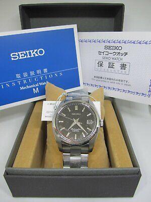 Japanese Seiko Automatic Stainless Steel Men's Watch 1yr Warranty SARB033*au