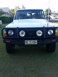 1996 Nissan Patrol 4x4 Wagon 2.8l Turbo Diesel  Manual $6500 Grafton Clarence Valley Preview