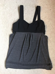 "Lululemon ""No Limits"" yoga tank top (size 8)"
