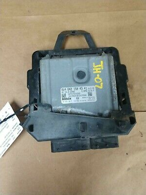 2008 DODGE SPRINTER 3500 Engine Brain Box Electronic Control Module 3.0L diesel