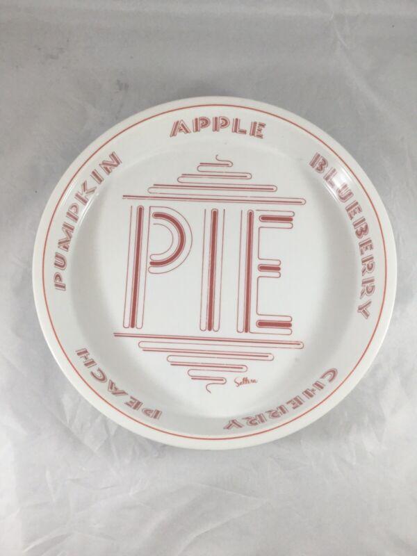 Pie Dish by Saltera Himark