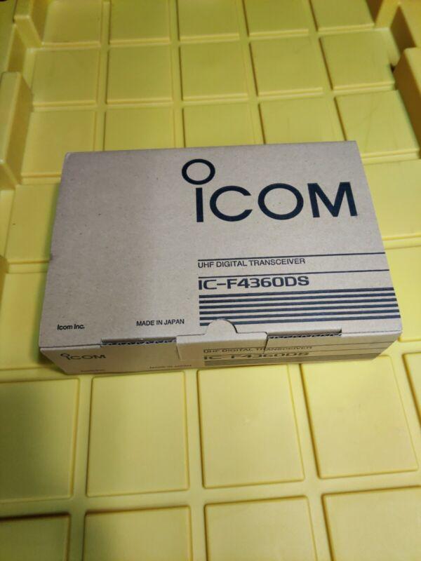 Icom IC-F4360DS. NXDN/IDAS