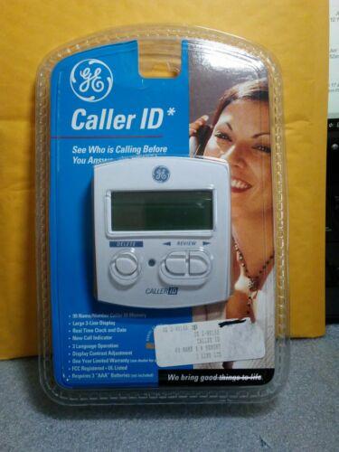 GE 29016S Caller ID Box