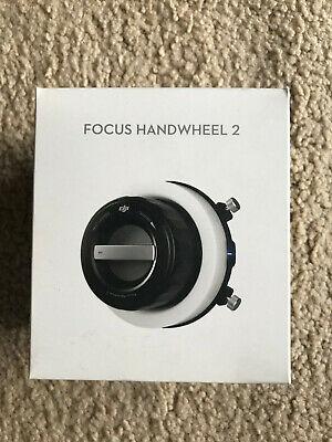"DJI Focus Handwheel 2 - Inspire 2 and Osmo Pro/RAW cameras ""NEW"""