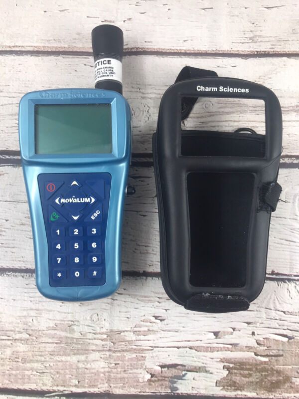 Charm Science Novalum Pocket Swab Luminometer