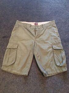 Esprit Essentials Brown Short Pants Southbank Melbourne City Preview
