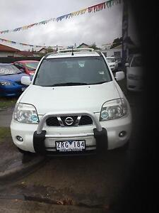 2007 Nissan X-trail Wagon Preston Darebin Area Preview