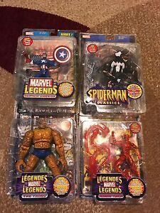 Marvel legends action figures Edmonton Edmonton Area image 1