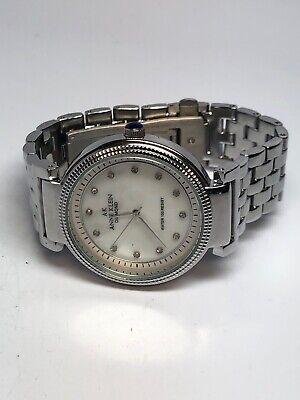 Anne Klein Ladies Stainless Steel Diamond Quartz Watch 10/8751