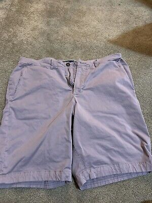 Mens Abercrombie Stretch Shorts Size 33