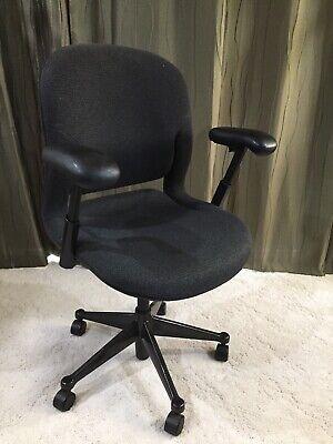 Herman Miller Equa B Gray Full Fabric Ergonomic Office Chair-