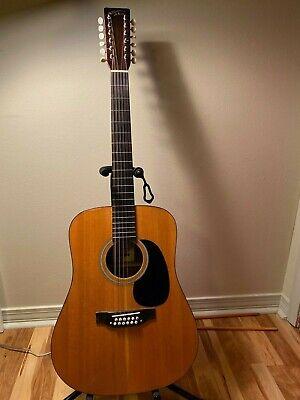 Recording King 12-String Guitar