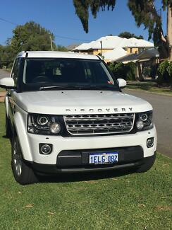 2014 Land Rover Discovery 4 TDV6