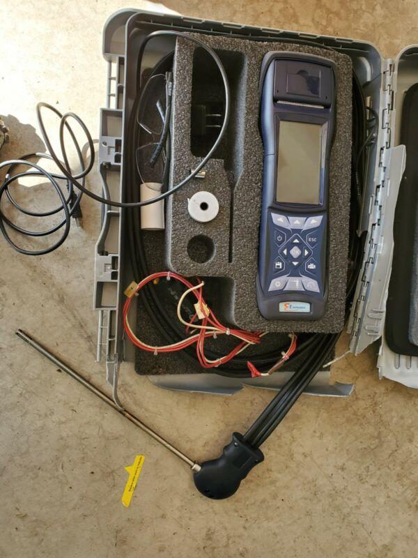 E Instruments 4500-N-LOW BTU4500 4 Gas Emissions Analyzer,