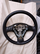 MAZDA 3 LEATHER STEERING WHEEL Melbourne Airport Hume Area Preview