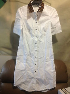 STUNNING ANTIPODIUM LONDON 'HANBURY' SHIRT/SHIRT DRESS BNWT SZ 6