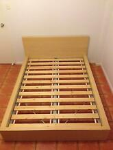 IKEA Malm double bed Gordon Ku-ring-gai Area Preview