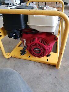 Honda GX390 generator for sale good condition