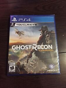 Ps4 Tom clancy's Ghost Recon