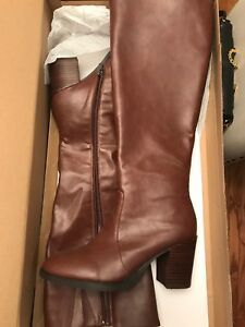 Le chateau yeto brown boots